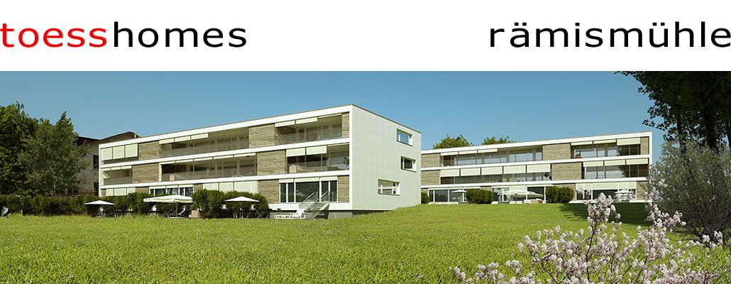 Tösshomes in 8487 Rämismühle